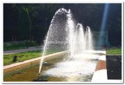 Mysore brindavan gardens fountains 4
