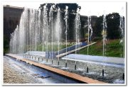 Mysore brindavan gardens north fountains 2