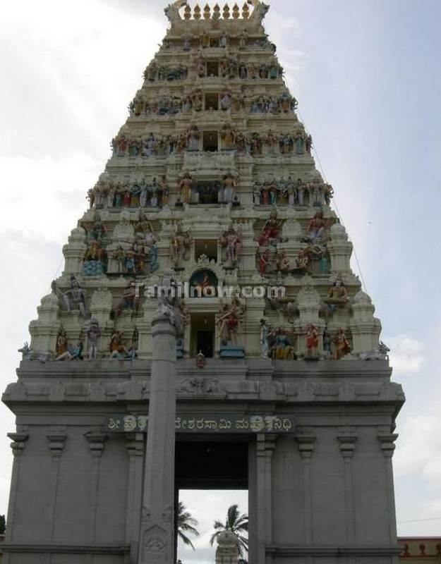 Mahadeshwara temple mm hills