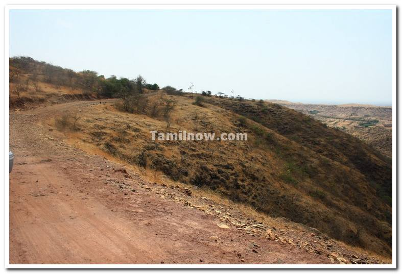 Path to dandoba hills maharashtra