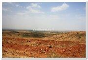 Valleys from dandoba hills