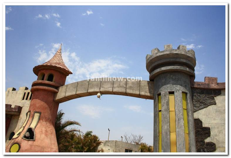 Waterpark near dandoba