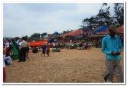 Goa calangute beach photo 2