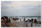 Goa calangute beach photo 3