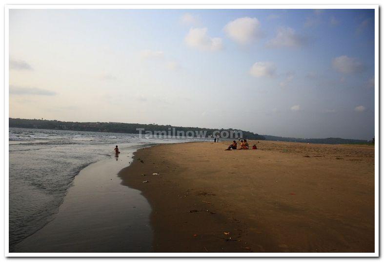 Goa miramar beach still 4
