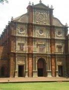 Church in goa