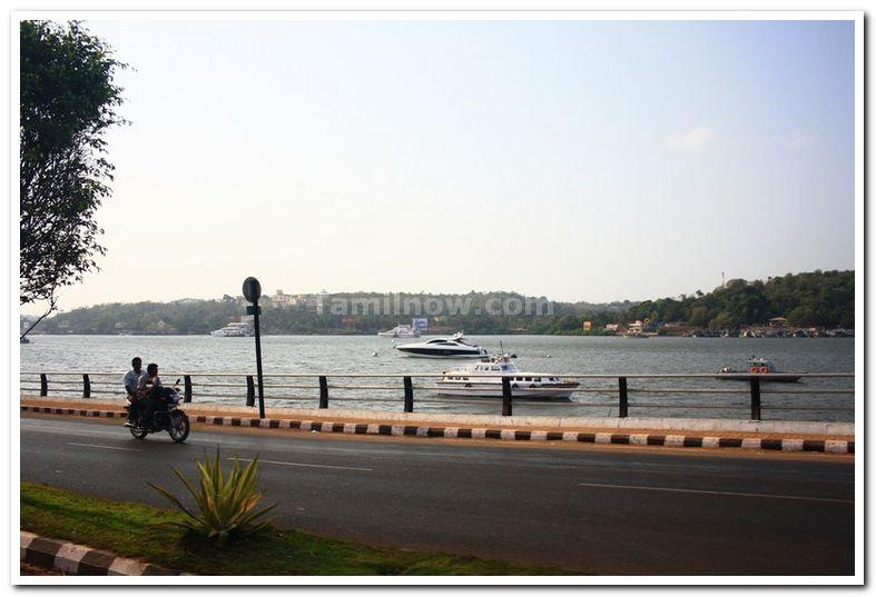Goa city
