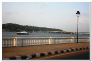 Mandovi bridge goa