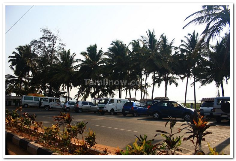 Parking near miramar beach
