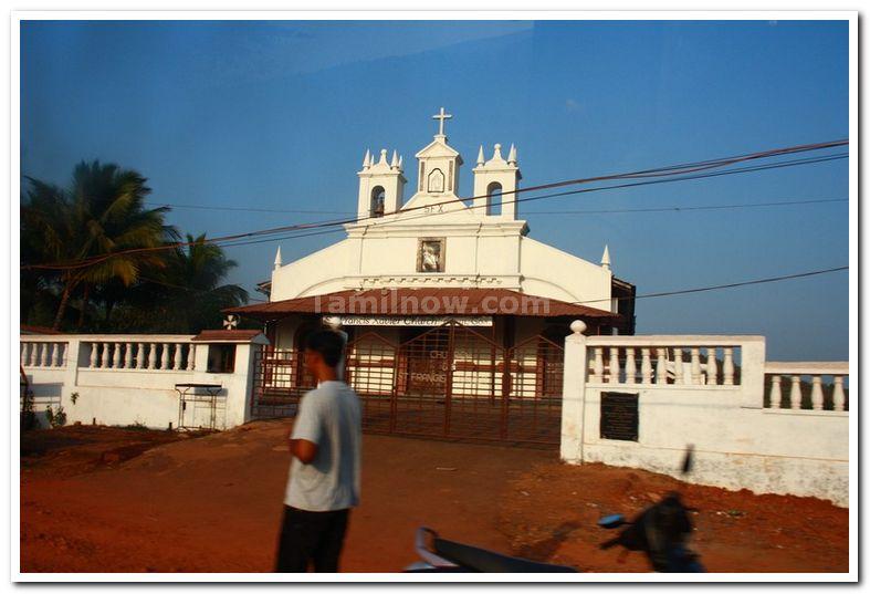 St francis xavier church
