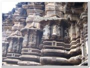 Kolhapur temple rock structures