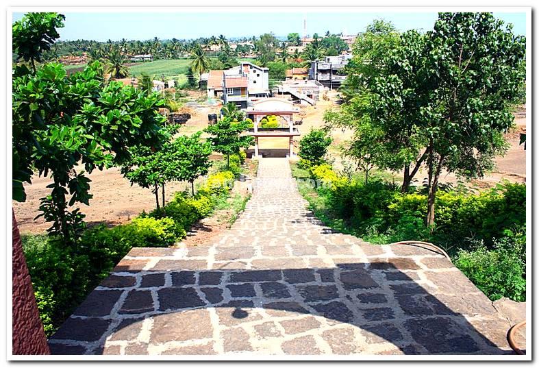 Gramakuladevatha temple akiwad