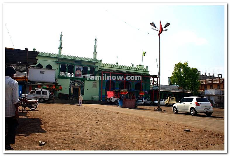 Dargah of miraj
