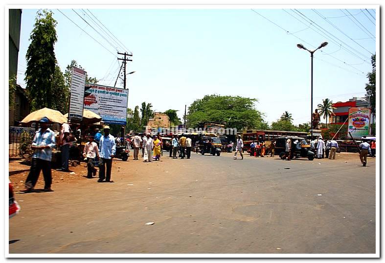 Miraj market