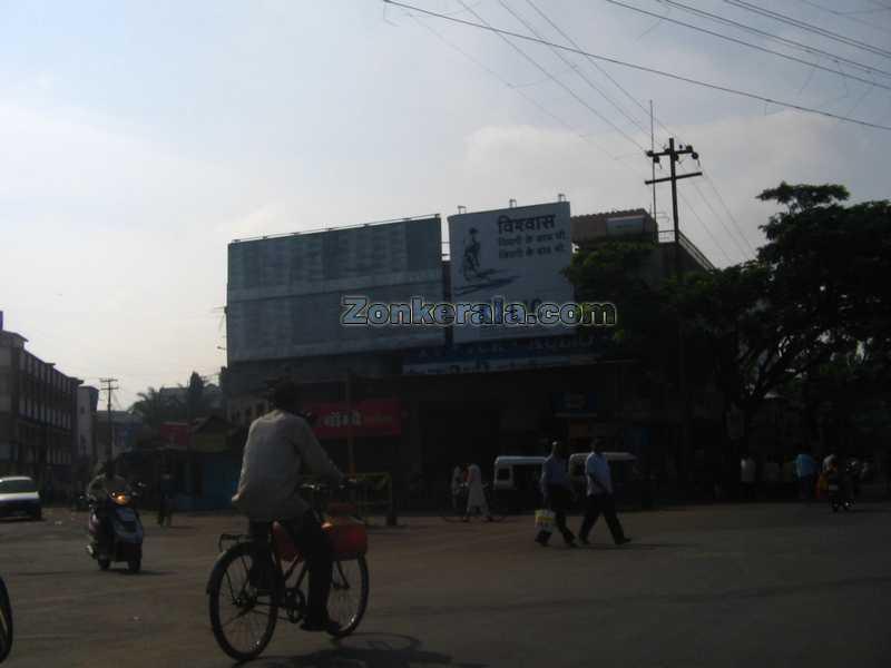 Miraj town early morning