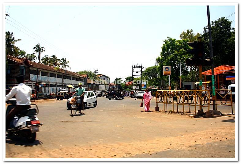 Mission junction in miraj