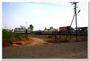 Tirupati style temple miraj