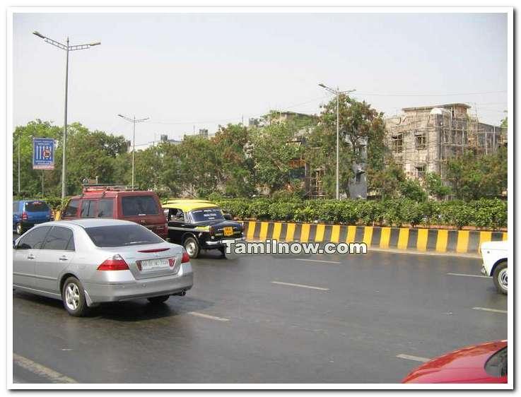 Mumbai western express way