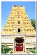 Temple inside mysore palace