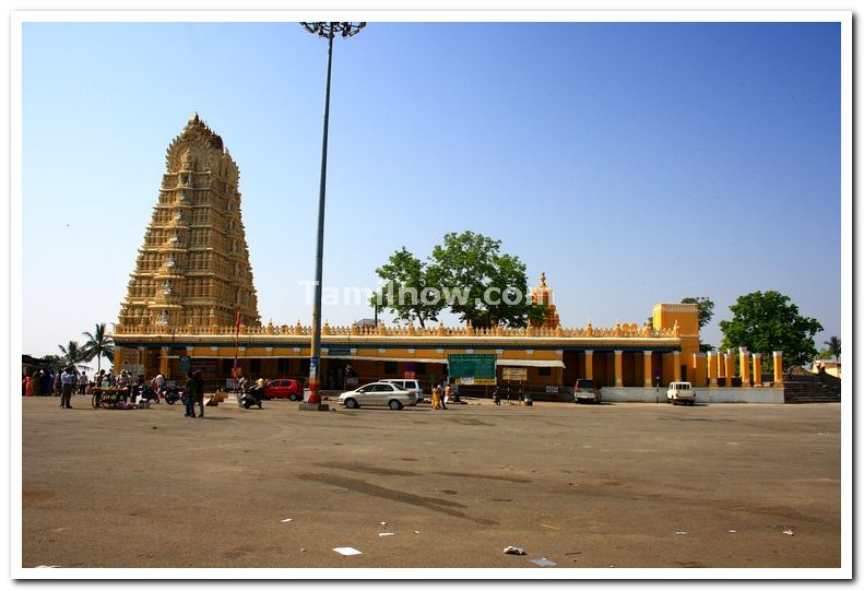 Chamundeshwari temple mysore