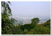 Enroute chamundi hills