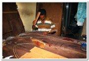 Men at work in mysore crafts
