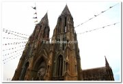 Mysore st philomena church