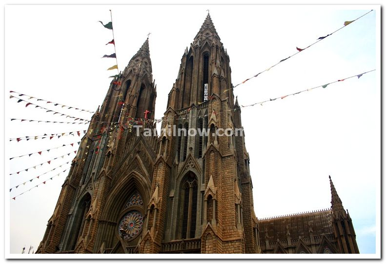 Mysore st philomena church