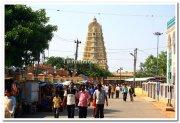 Shops enroute chamundeshwari temple