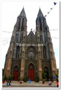 St philomenas church mysore