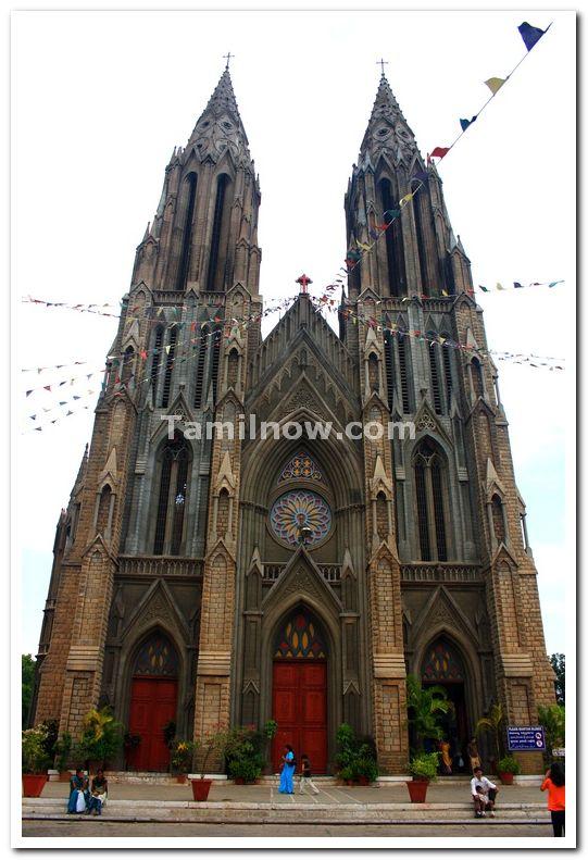 St philomenas church mysore