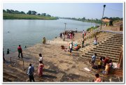 Holy river krishna