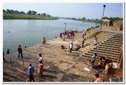 Holy river krishna