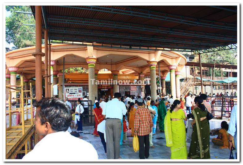 Shri narasimha saraswati swami dattadeva temple1