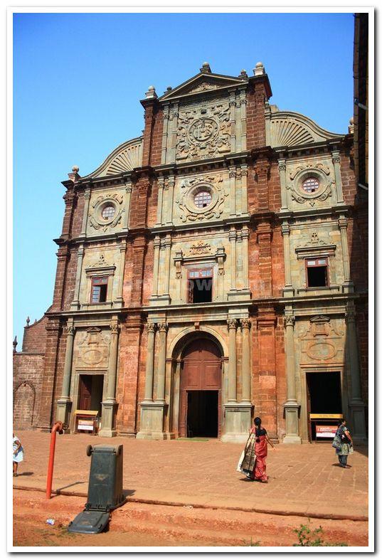Basilica of BOM Jesus Main Building