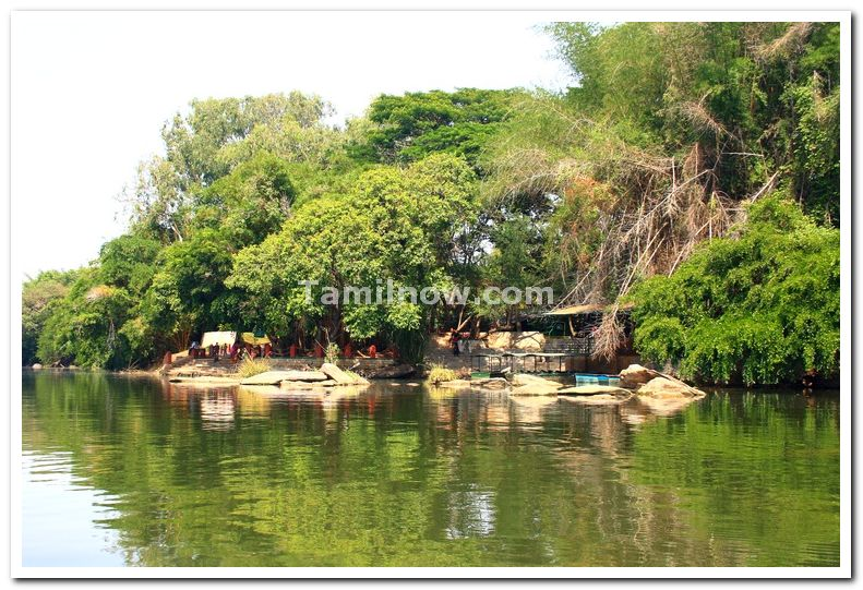 Boat house ranganathittu