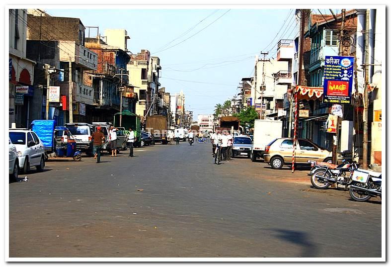 Sangli India  city pictures gallery : ... Photos : India : Sangli ganpati temple : Near Ganapati Temple Sangli