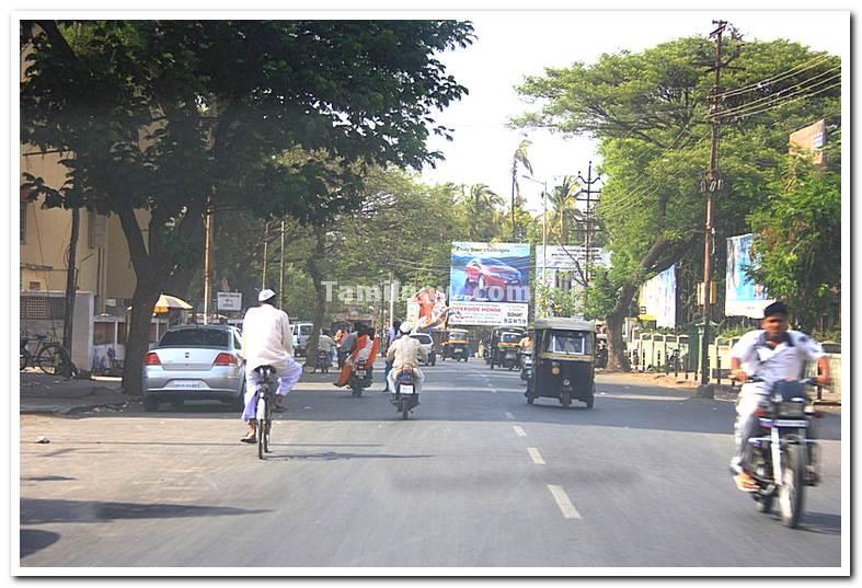 Sangli roads