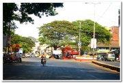 Sangli town still
