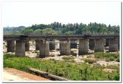 Cauvery river at srirangapatna