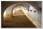 Dungeon or jail of tipu sultan
