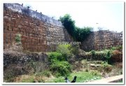 Tippu sultan fort remains 6