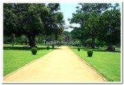 Tippu summer palace garden