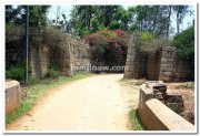 Tipu sultan fort remains 1