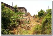 Tipu sultan fort remains 2