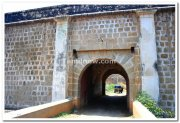 Tipu sultan fort remains 3