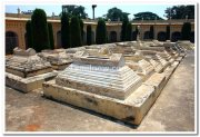 Tombs of tipu soldiers