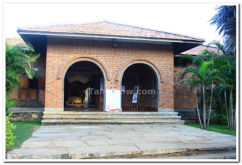 Dakshina chitra entrance