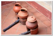 Traditional cooking pots