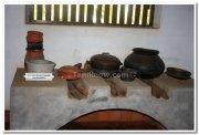 Utensils in kottaym house
